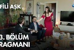 Afili Aşk 13. Bölüm Fragmanı 18.09.2019