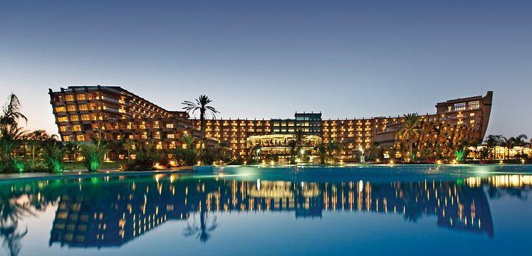 Nuhun Gemisi Deluxe Hotel & Spa Kıbrıs