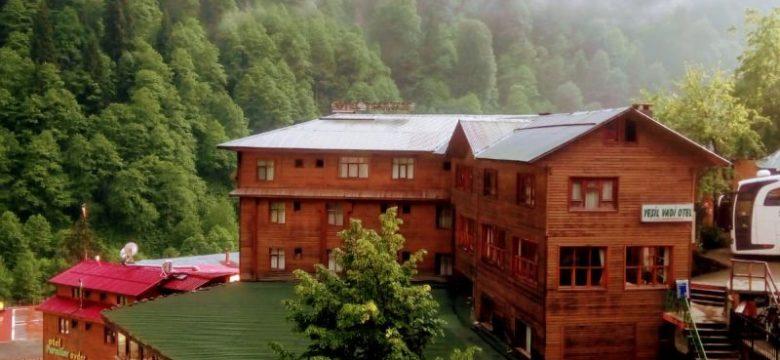 Ayder Yeşilvadi Otel Etstur Öneriyor