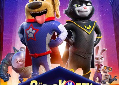 Süper Köpek ve Turbo Kedi Fragmanı