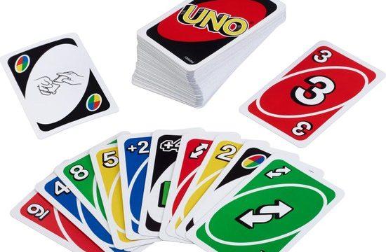 Uno Kartlar – Renk ve Sayı Eşleştirmeli Klasik Kart Oyunu W2087